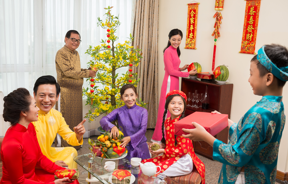 Vietnamese New Year - Tet