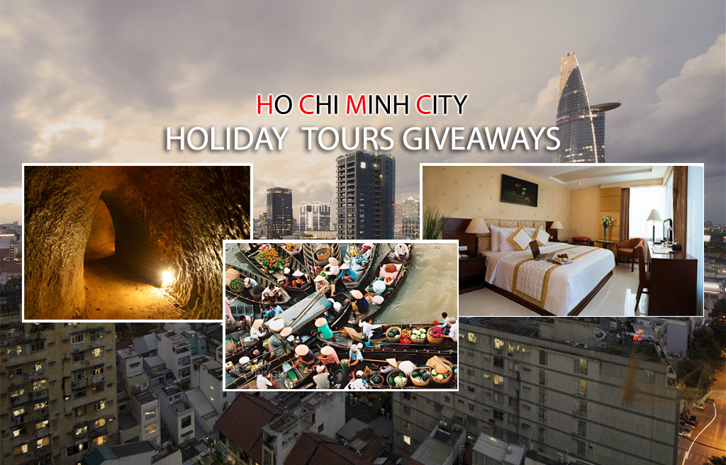 Ho Chi Minh City Holiday Tours Giveaway