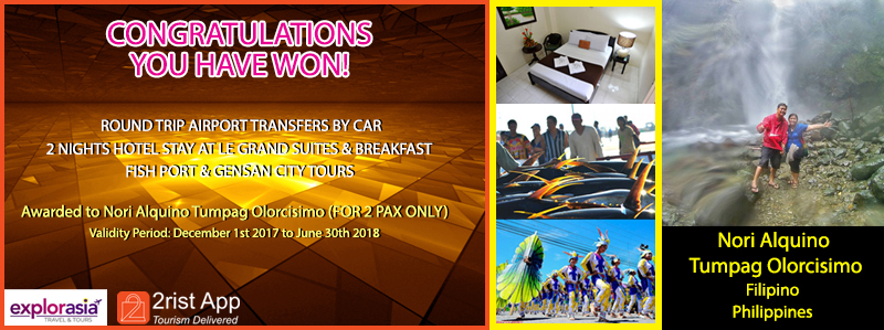 General Santos City Tours Giveaway Congratulatory Post 20171201 2